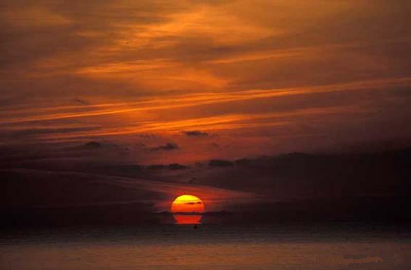 Images coucher de soleil 40uj46pd